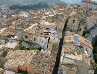 foto aeree drone chieti
